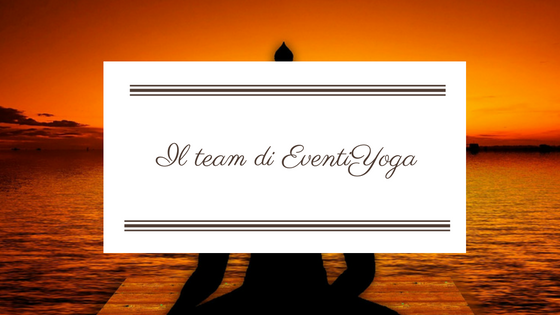 Il team di EventiYoga