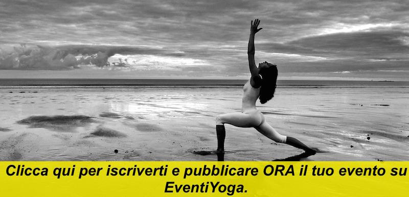 promozione eventi yoga