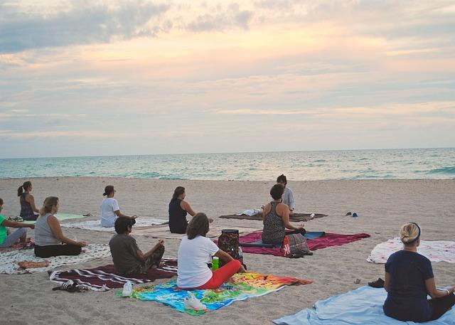 insegnamento yoga