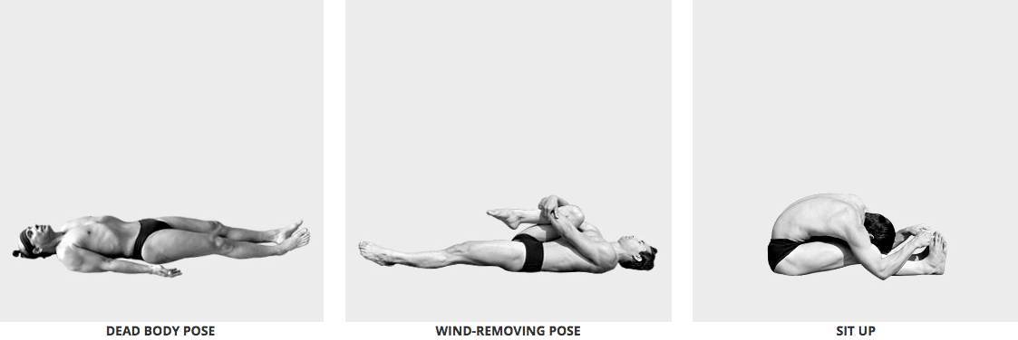 Bikram yoga 5