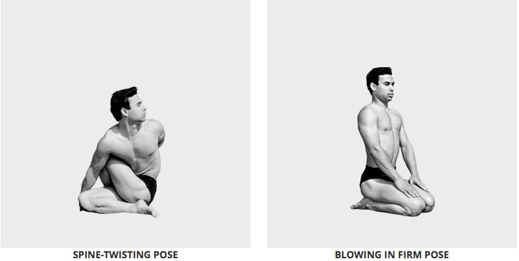Bikram yoga 9