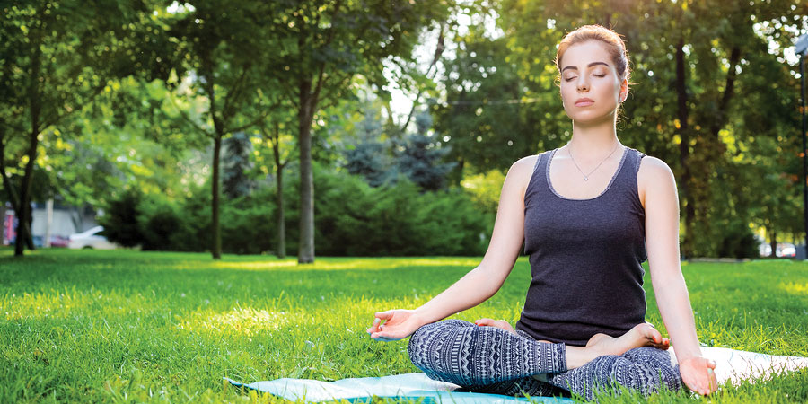 yoga migliora concentrazione