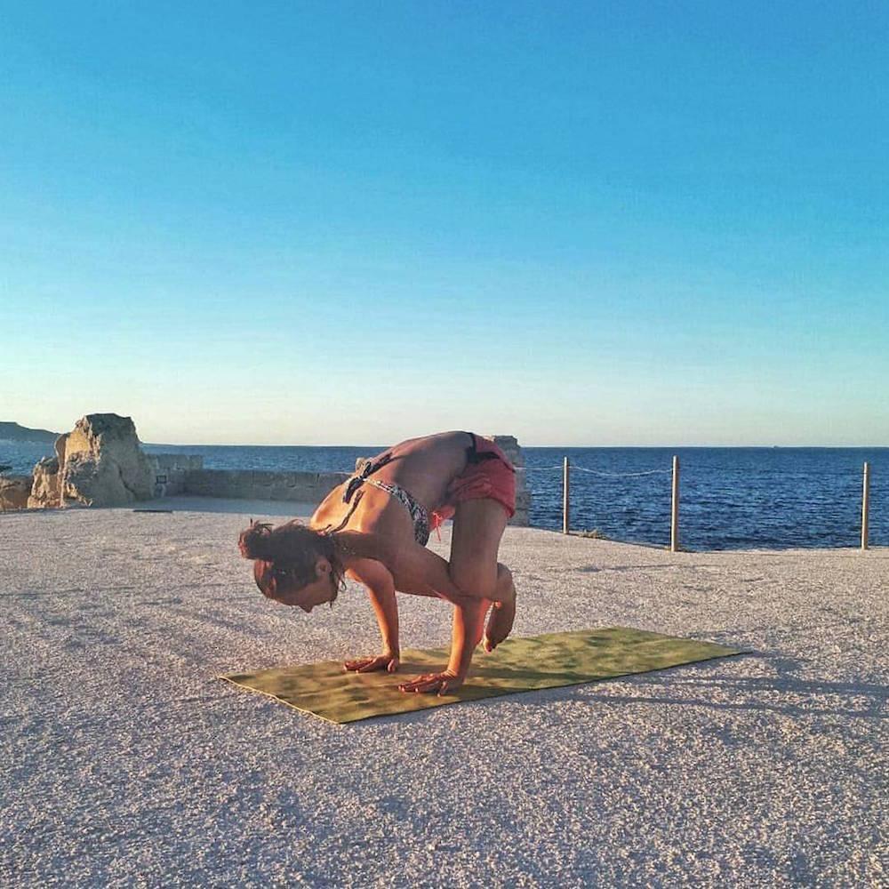 yoga favignana