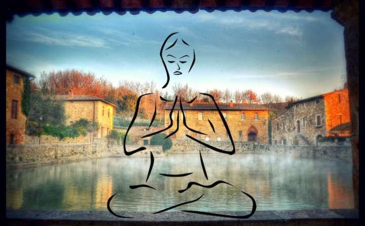 HATHA YOGA e BENESSERE a BAGNO VIGNONI | eventi yoga